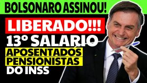 Read more about the article ANTECIPADO! 13 Salário de Aposentados e Pensionistas do INSS