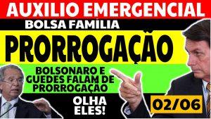 Auxílio Emergencial Hoje – 02/06