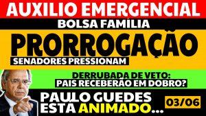 Read more about the article Auxílio Emergencial Hoje – 03/06