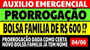 Read more about the article Auxílio Emergencial Hoje – 04/06