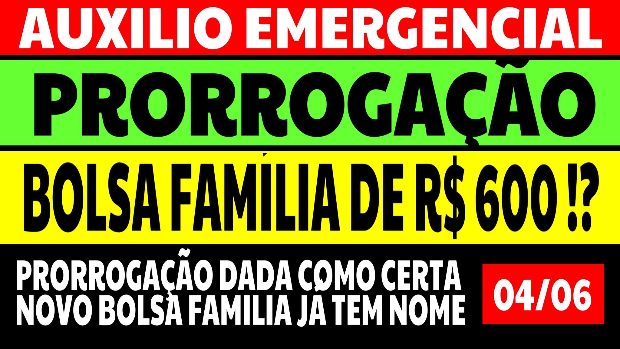 Auxílio Emergencial Hoje – 04/06