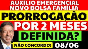 Read more about the article Auxílio Emergencial Hoje – 08/06