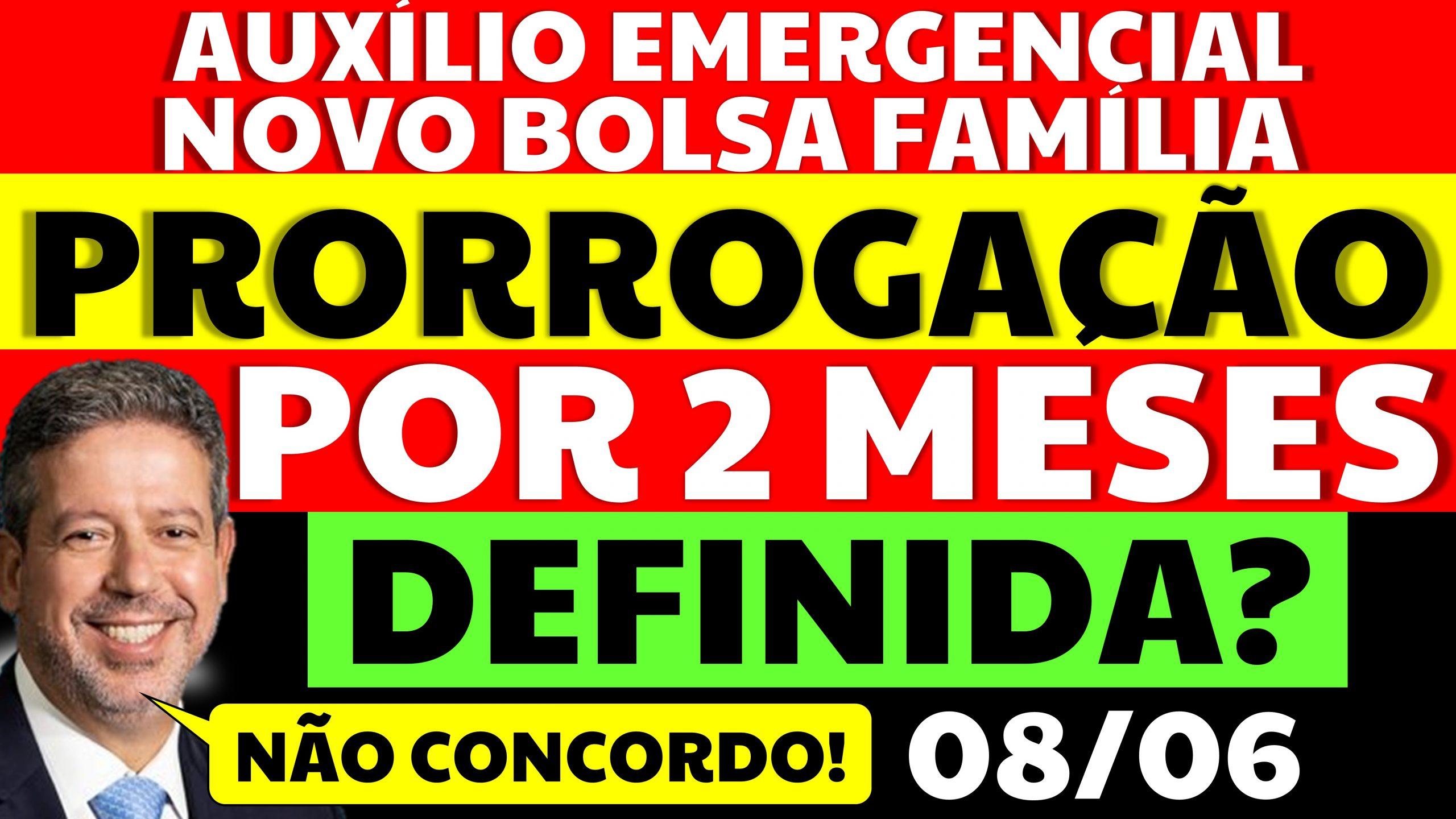 Auxílio Emergencial Hoje – 08/06
