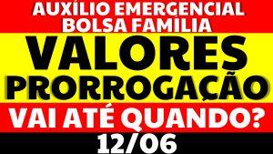 Read more about the article Auxílio Emergencial Hoje – 12/06