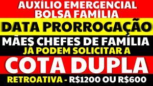 Read more about the article Auxílio Emergencial Hoje – 22/06