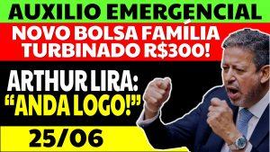 Read more about the article Auxílio Emergencial Hoje – 25/06
