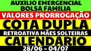 Read more about the article Auxílio Emergencial Hoje – 28/06