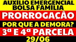 Read more about the article Auxílio Emergencial Hoje – 29/06