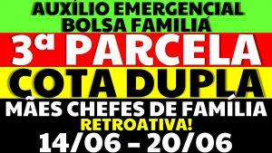 Read more about the article Auxílio Emergencial Hoje – 14/06