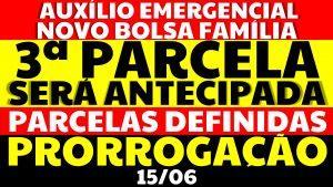Read more about the article Auxílio Emergencial Hoje – 15/06