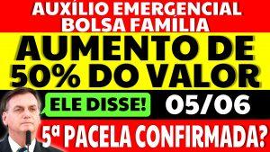 Read more about the article Auxílio Emergencial Hoje – 05/06