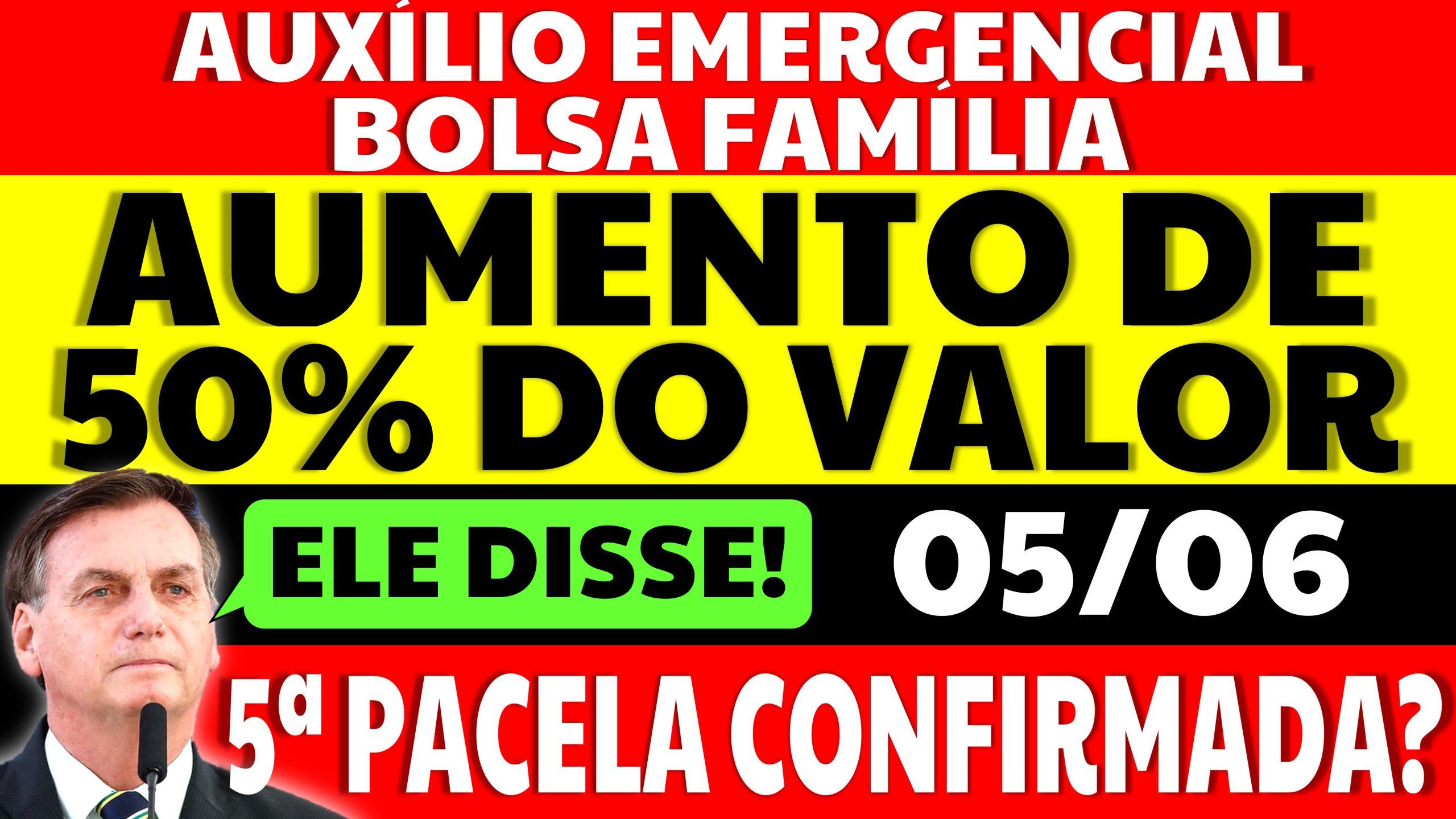Auxílio Emergencial Hoje – 05/06