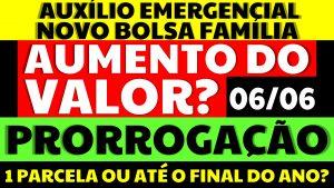 Read more about the article Auxílio Emergencial Hoje – 06/06