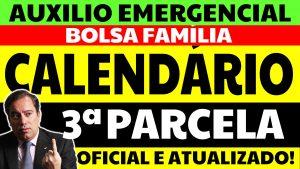 Read more about the article Novo calendário do Auxílio Emergencial: Caixa antecipa 3a. parcela do Auxílio Emergencial