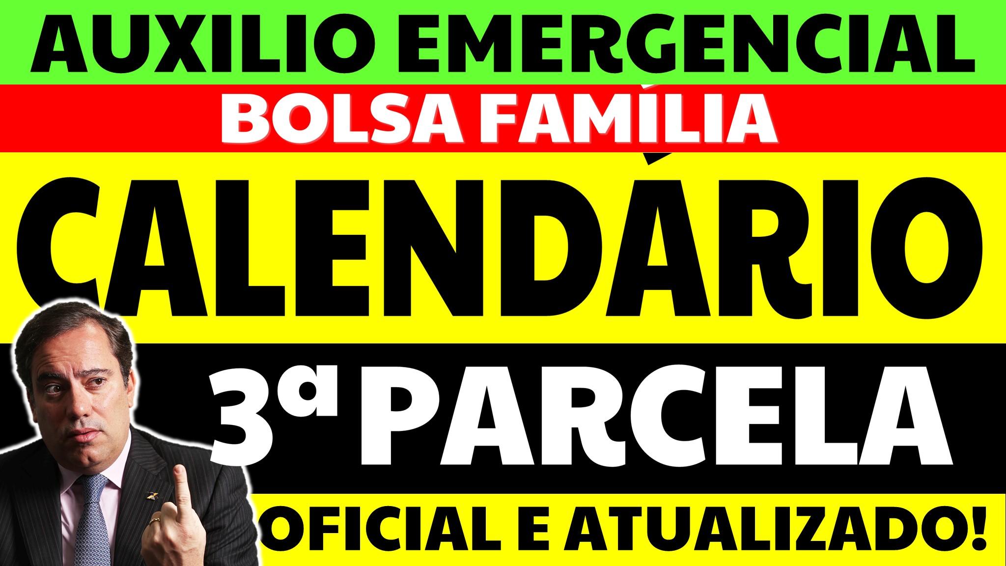 Novo calendário do Auxílio Emergencial: Caixa antecipa 3a. parcela do Auxílio Emergencial