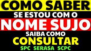 Read more about the article Como consultar nome sujo online e de forma gratuita?