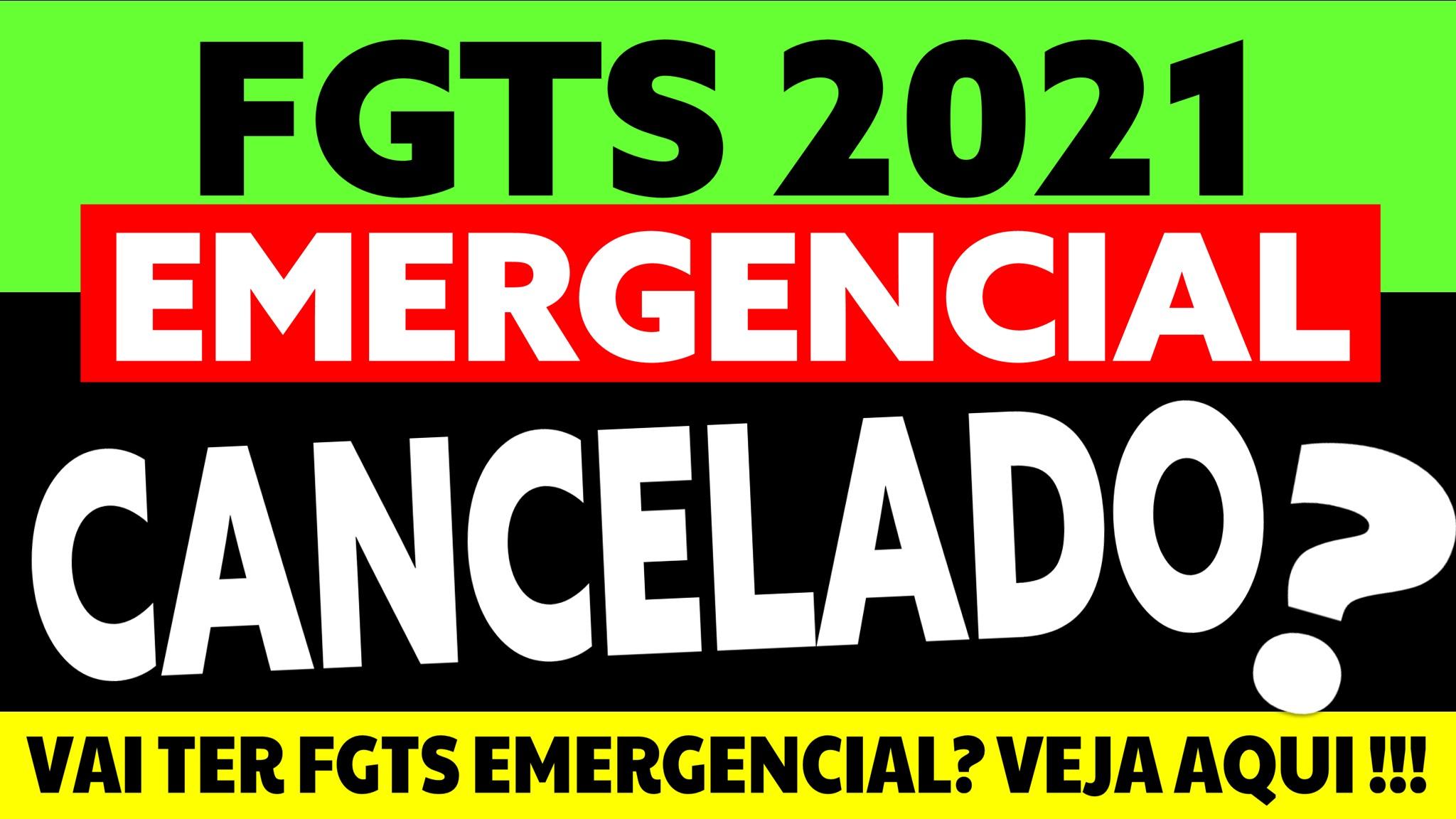 You are currently viewing FGTS Emergencial 2021: Ainda sai esse ano? Quando?