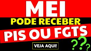 Read more about the article Mei pode receber PIS e FGTS?