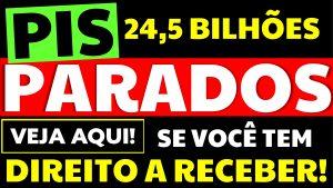 Read more about the article PIS tem R$ 24,5 bilhões parados no banco: Veja se você tem direito a receber dinheiro do PIS PASEP