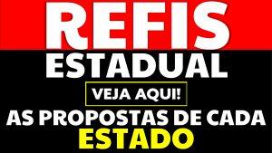 Read more about the article Refis Estadual: Veja as propostas lançadas pelos estados