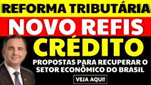 Read more about the article Reforma Tributária, Crédito e Refis: Pacheco fala das propostas para recuperar os setores econômicos mais atingidos pela pandemia