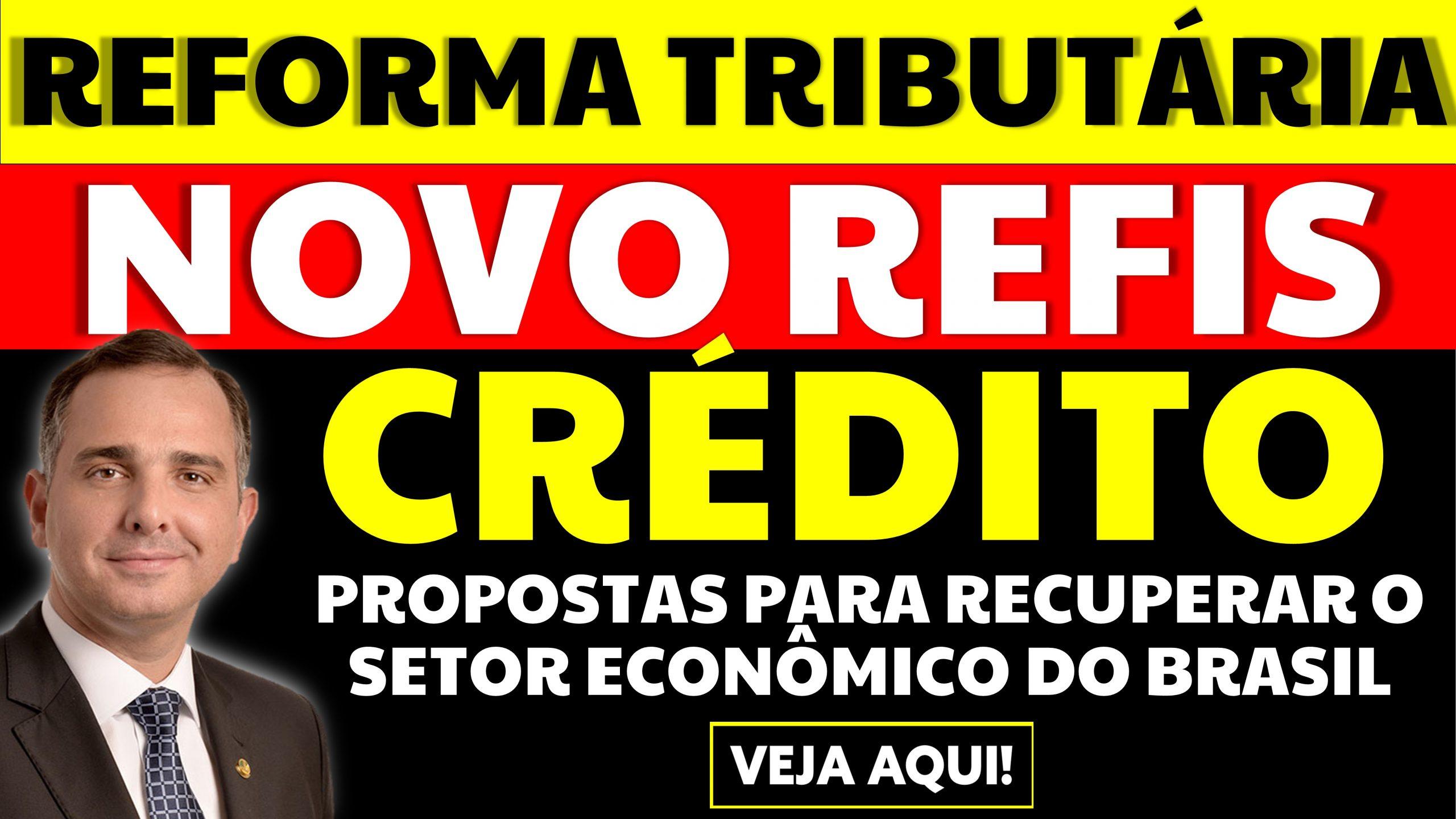 You are currently viewing Reforma Tributária, Crédito e Refis: Pacheco fala das propostas para recuperar os setores econômicos mais atingidos pela pandemia