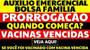 Read more about the article Auxílio Emergencial Hoje – 03/07