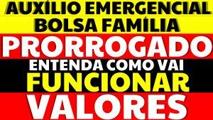 Read more about the article Auxílio Emergencial Hoje – 07/07