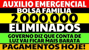 Read more about the article Auxílio Emergencial Hoje – 14/07