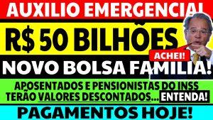 Read more about the article Auxílio Emergencial Hoje – 15/07