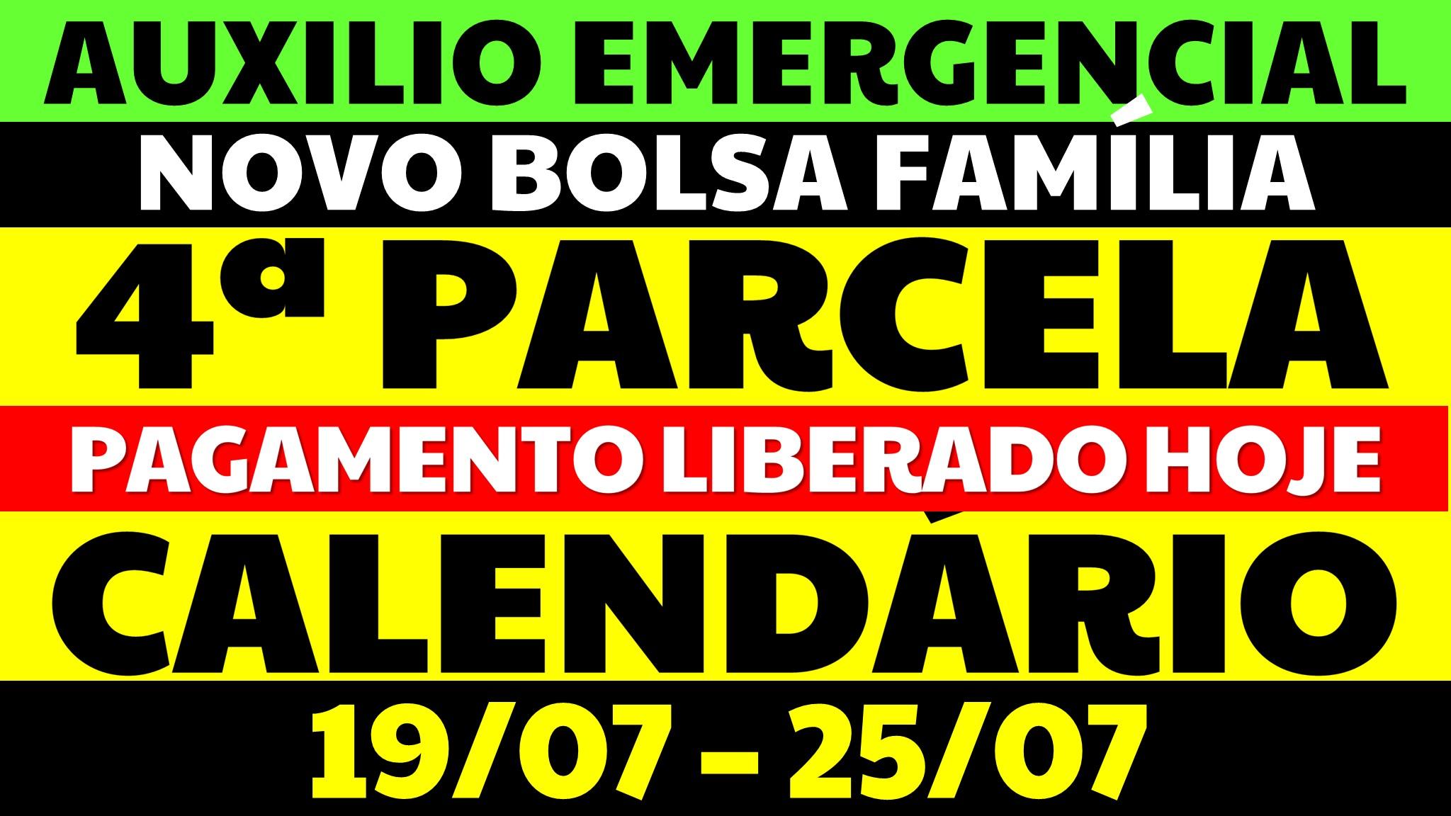 Read more about the article Auxílio Emergencial Hoje – 19/07
