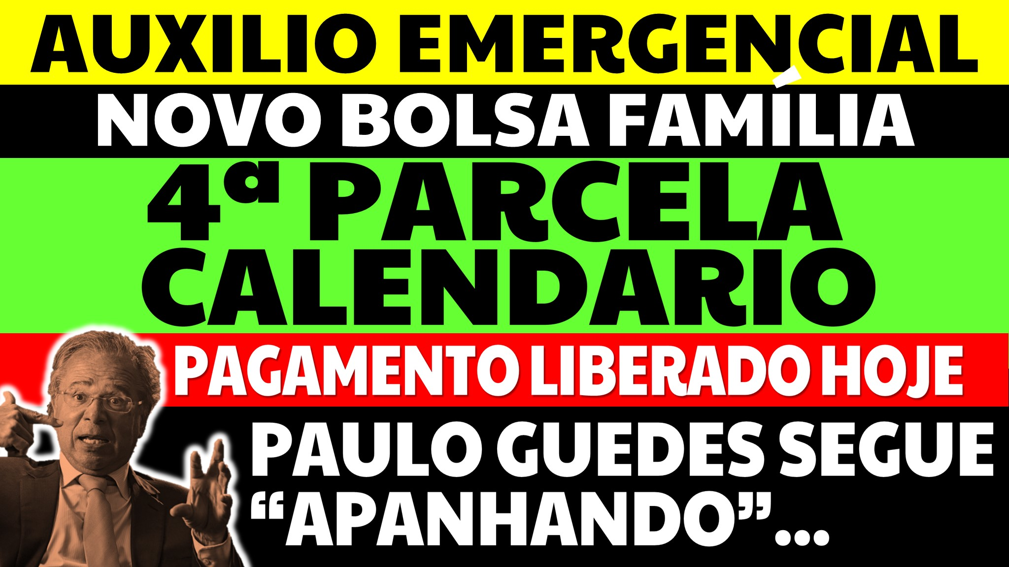 Read more about the article Auxílio Emergencial Hoje – 20/07