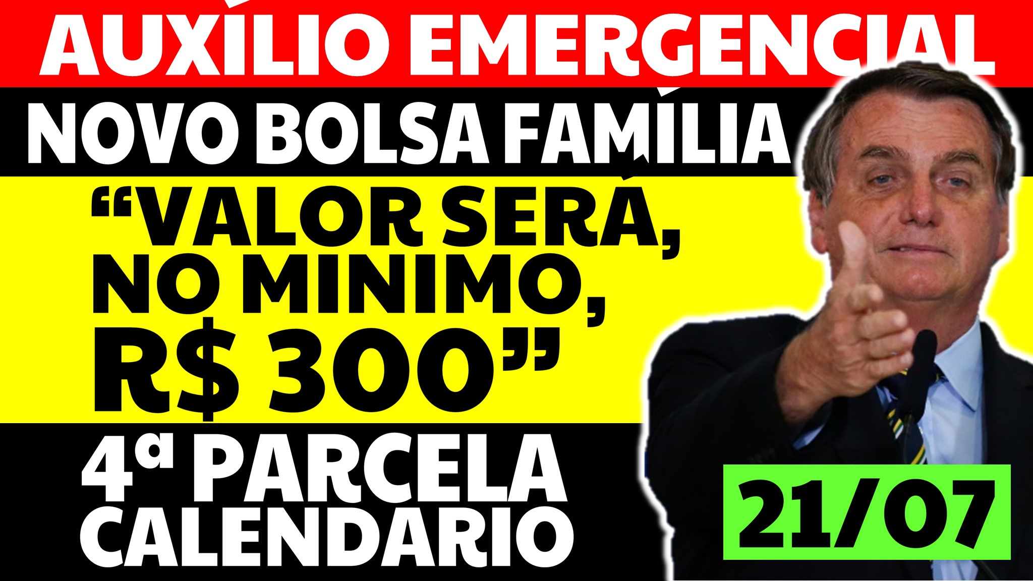 You are currently viewing Auxílio Emergencial Hoje – 21/07
