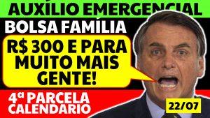 Read more about the article Auxílio Emergencial Hoje – 22/07