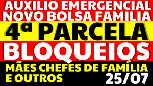 Read more about the article Auxílio Emergencial Hoje – 25/07