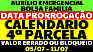 Read more about the article Auxílio Emergencial Hoje – 05/07