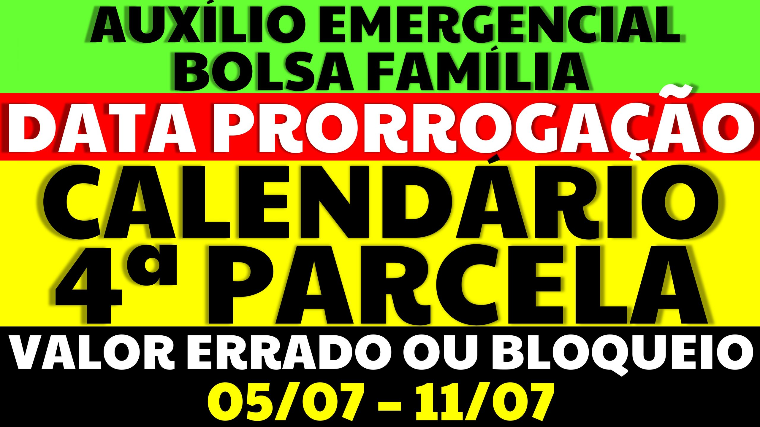 You are currently viewing Auxílio Emergencial Hoje – 05/07