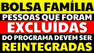 Read more about the article Famílias excluídas do Bolsa Família na pandemia deverão ser reintegradas: decisão do STF