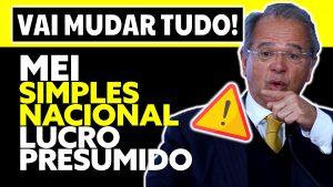 Read more about the article Reforma Tributária: Governo anuncia revisão no Simples Nacional, MEI e lucro presumido