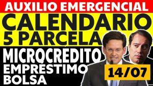 Read more about the article Auxílio Emergencial Hoje – 14/08