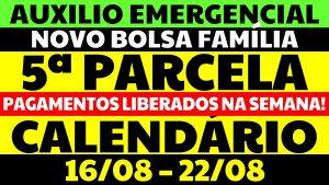 Read more about the article Auxílio Emergencial Hoje – 16/08