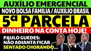 Read more about the article Auxílio Emergencial Hoje – 27/08