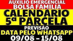 Read more about the article Auxílio Emergencial Hoje – 09/08