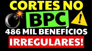 Read more about the article 486 mil beneficiários do BPC estão irregulares, aponta TCU