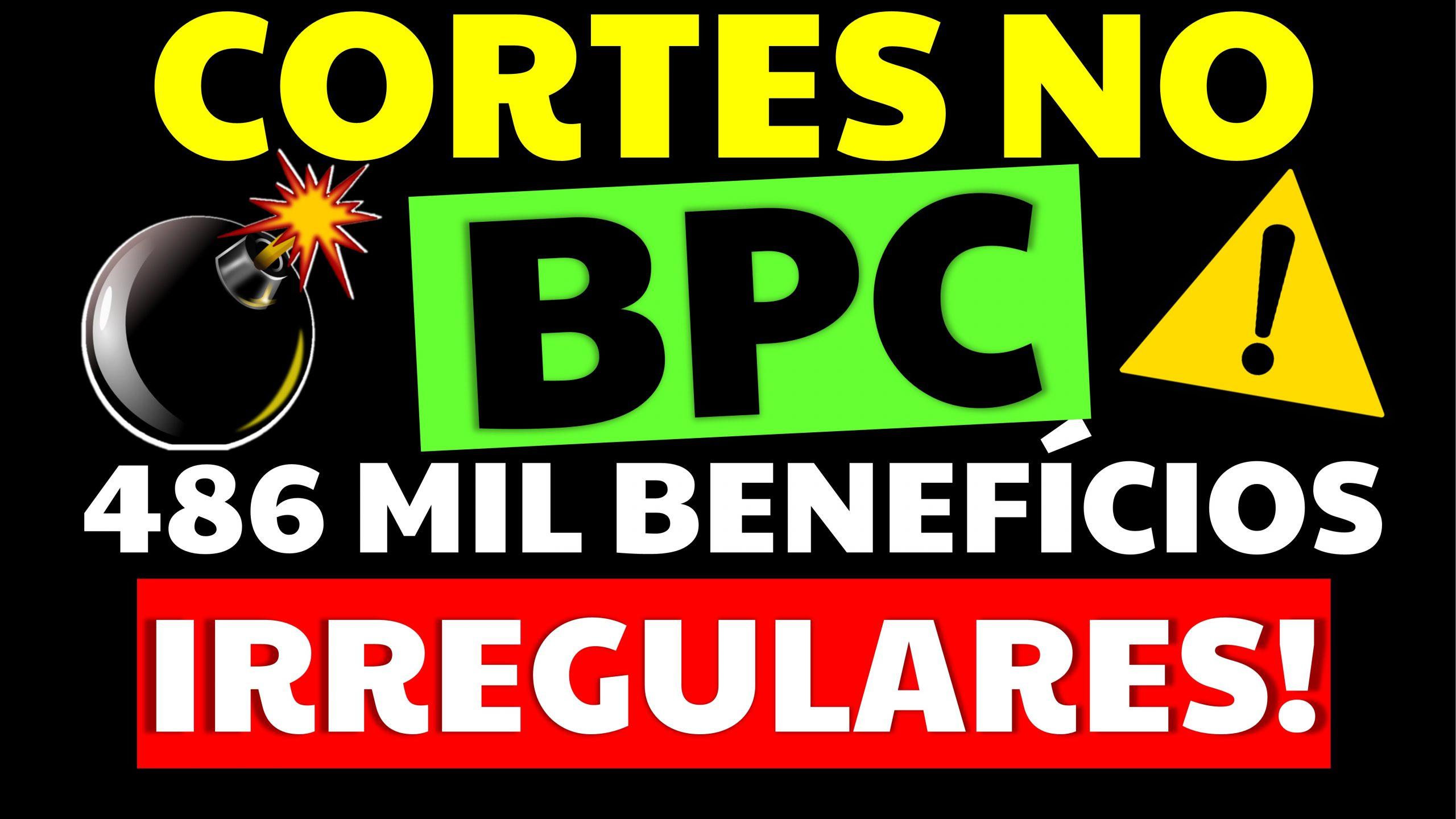 You are currently viewing 486 mil beneficiários do BPC estão irregulares, aponta TCU