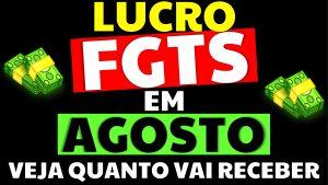 Read more about the article Trabalhadores CLT receberão o lucro do FGTS em Agosto: Veja quanto vai receber