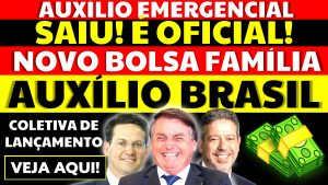 Read more about the article Auxílio Emergencial Hoje – 10/08