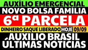 Read more about the article Auxílio Emergencial Hoje – 09/09