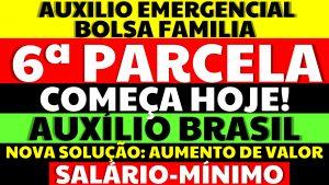 Read more about the article Auxílio Emergencial Hoje – 17/09