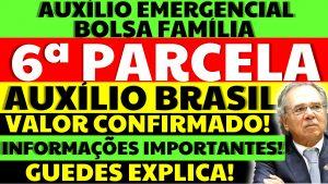Read more about the article Auxílio Emergencial Hoje – 19/09